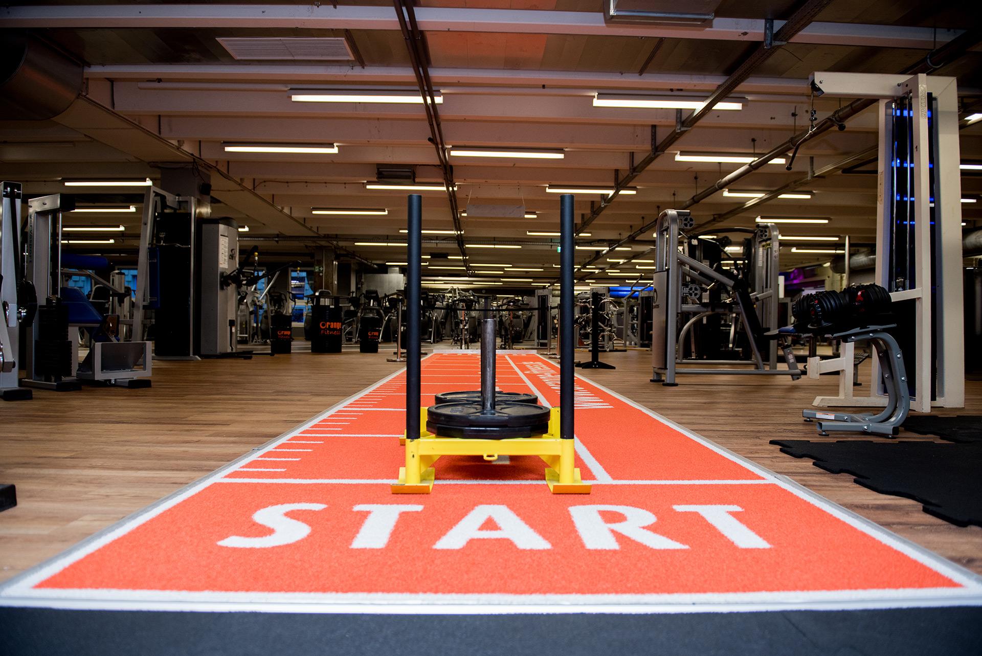 Fitness Areas
