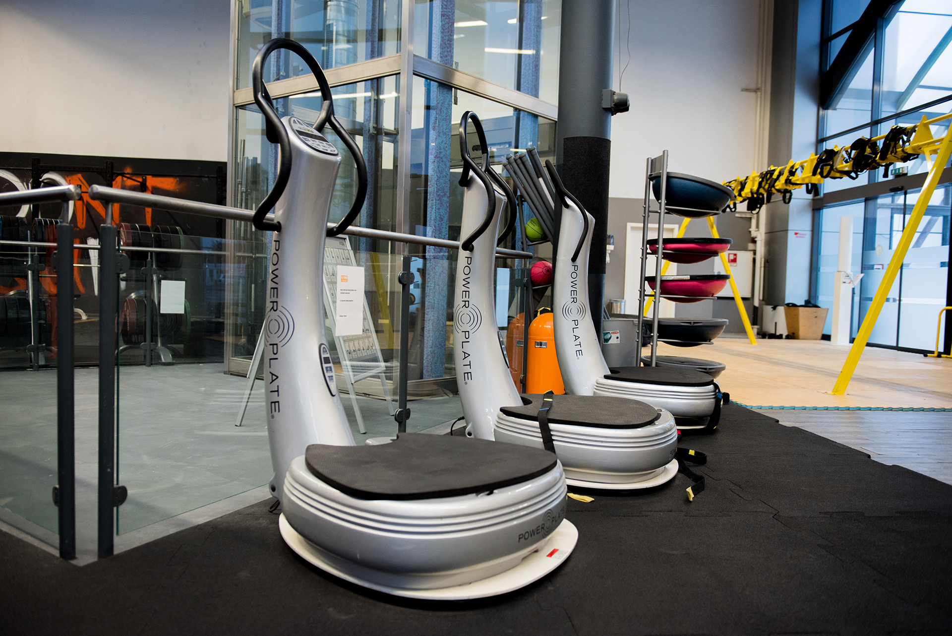 Athletic Arena - Power Plate ©