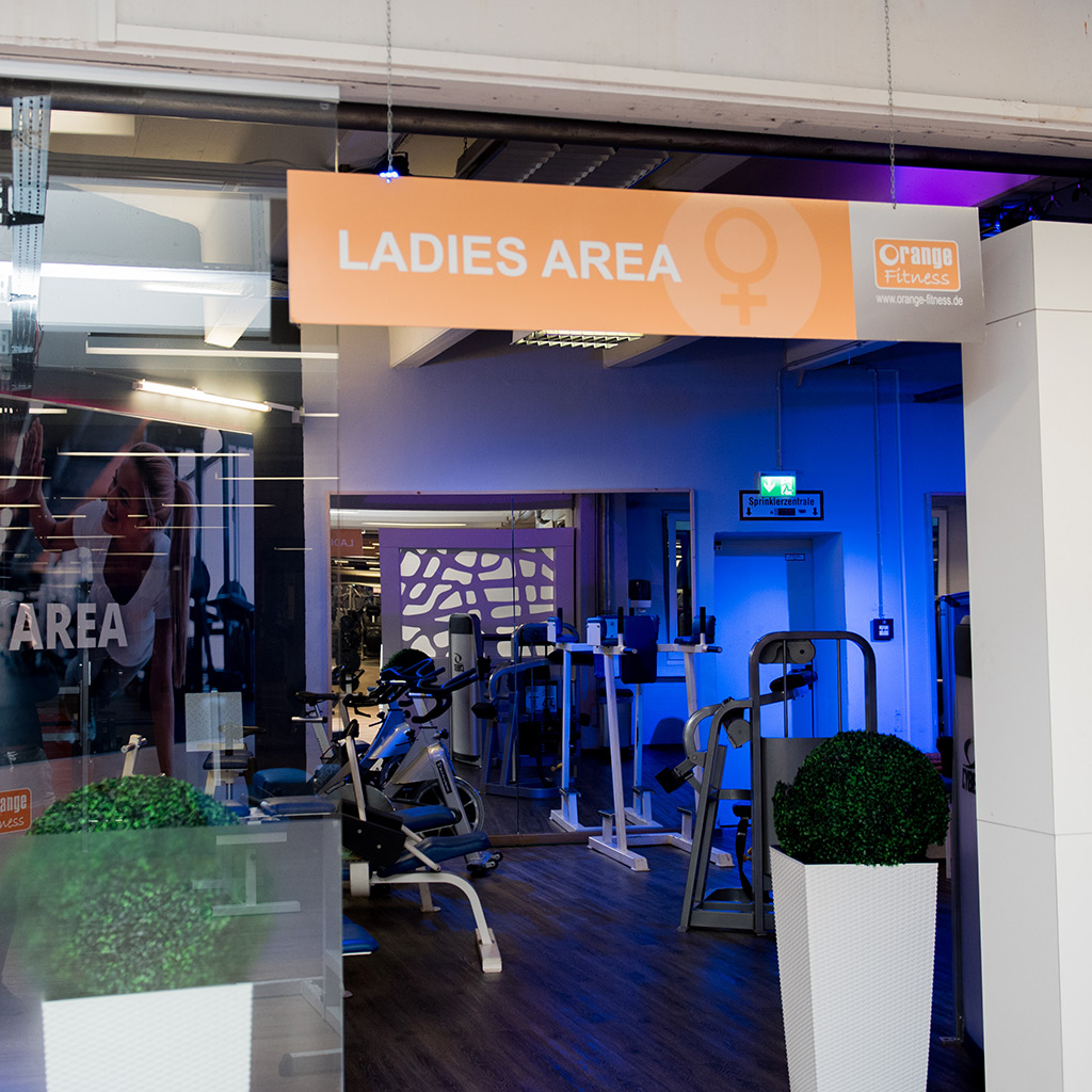 Ladies Area